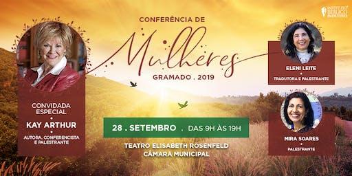 CONFERÊNCIA DE MULHERES GRAMADO 2019