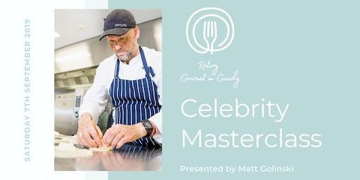 RGIG Cooking Master Class with Matt Golinski