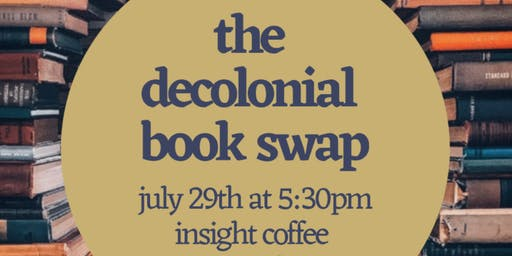 the decolonial book swap