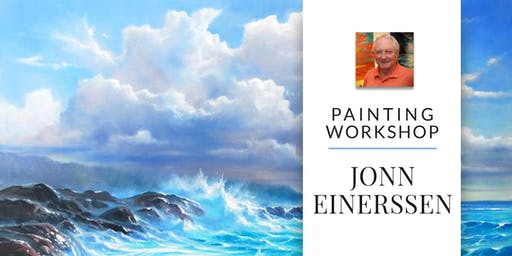 Painting Workshop with Artist Jonn Einerssen