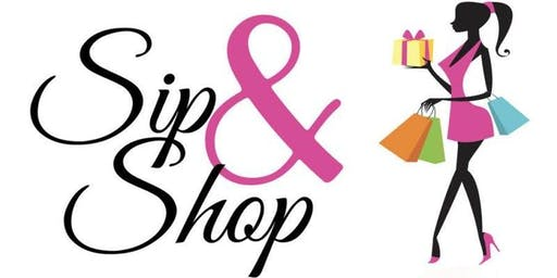 Viola's Place Presents  Sip & Shop