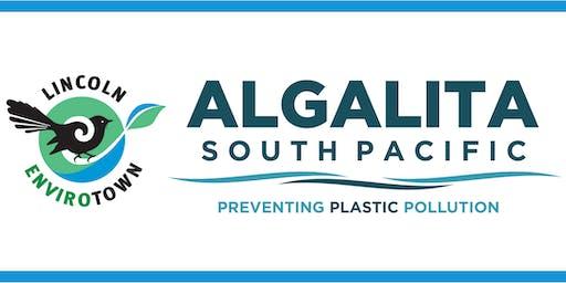 Lincoln Envirotown September Speaker (2/09/19) - Plastic in our Oceans