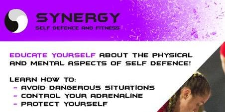 Womens Empowered - Synergy Self Defence