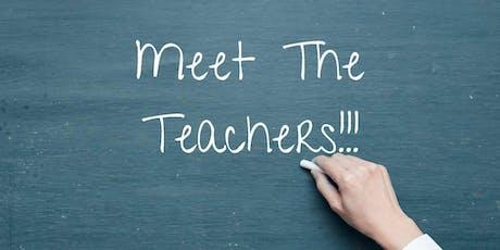 MEET THE TEACHERS for the FWR! tickets