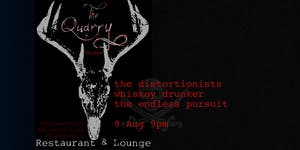 Distortionists, Whiskey Drunker, and the Endless...