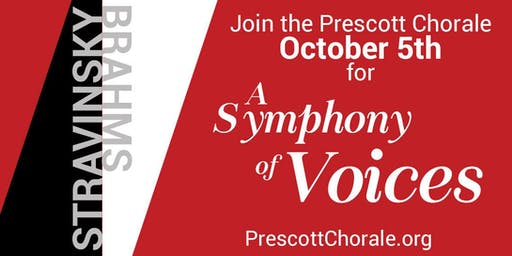 THE PRESCOTT CHORALE: A SYMPHONY OF VOICES