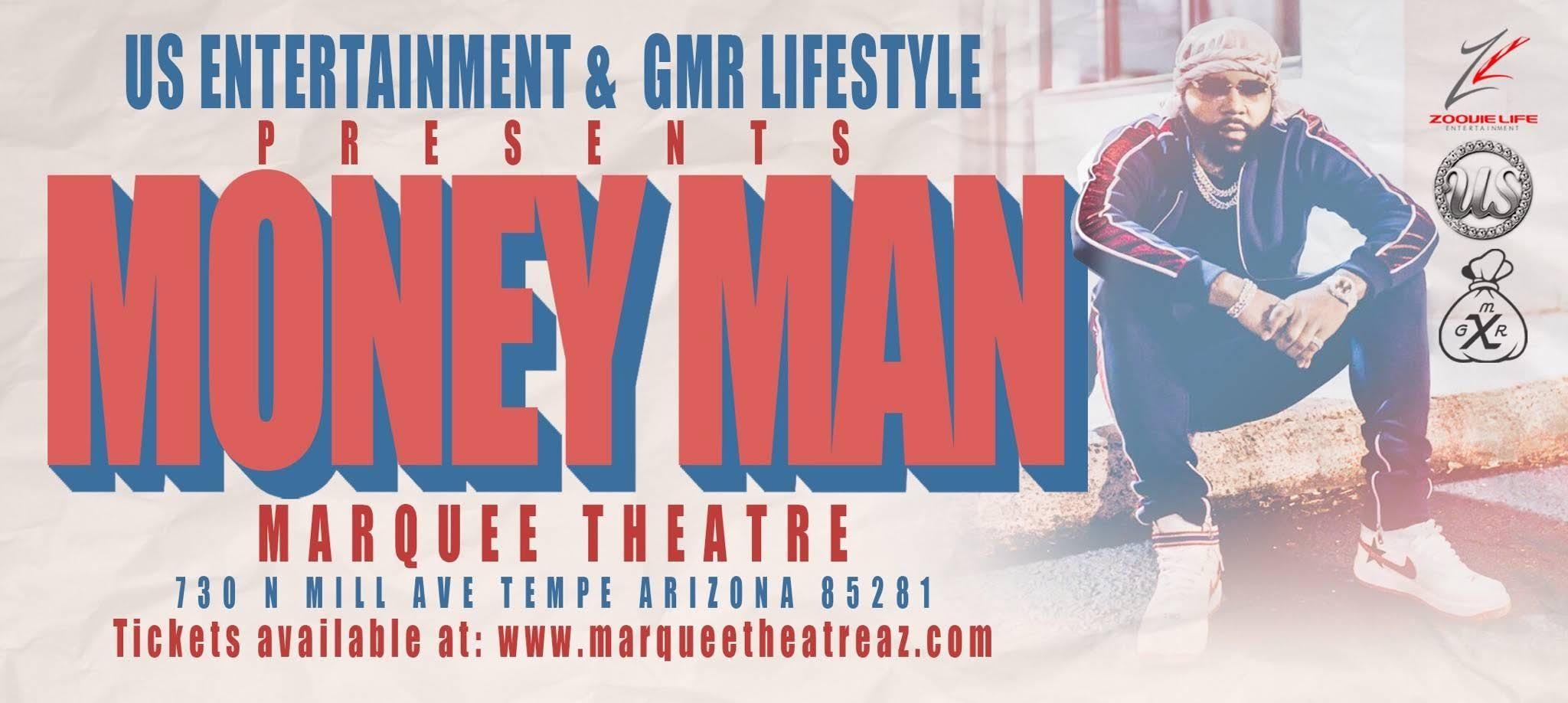 Money Man Perry @ Marquee Theater