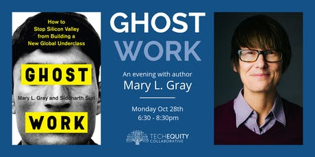 Ghost Work - Discussion with the Author tickets