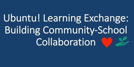 Ubuntu! Learning Exchange: Building Community-School Collaboration tickets