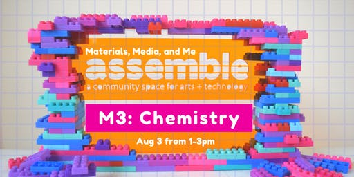 Materials, Media, and Me: Chemistry