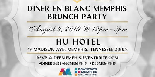 Diner en Blanc Memphis Brunch Party