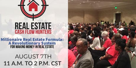 Real Estate Cash Flow Hunters Investors(TM) Workshop & Speed Networking with a Twist tickets