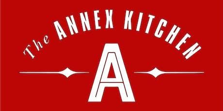 The Annex Kitchen Red Sauce Dinner Series tickets