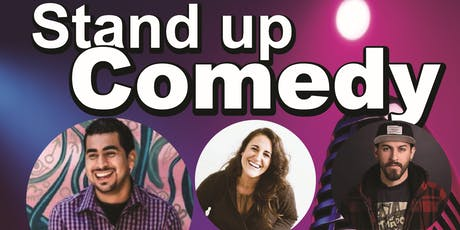Stand Up Comedy at Massimo's tickets