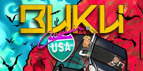 Buku's Cruisn' USA Tour tickets