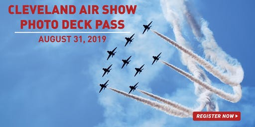 Pixel Connection's Air Show Photo Deck Pass