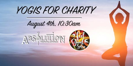 Yogis for Charity at Absolution tickets