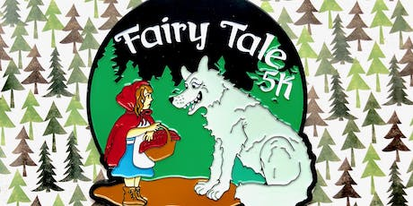 Now Only $10! 2019 The Fairy Tale 5K -Omaha tickets