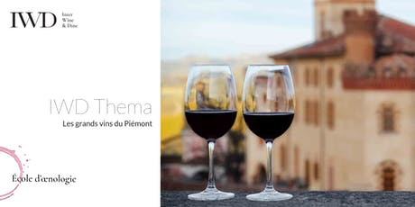 IWD Thema - Les grands vins du Piémont tickets