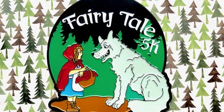Now Only $10! 2019 The Fairy Tale 5K -Paterson tickets