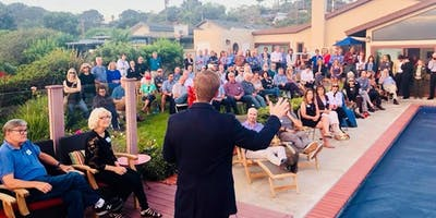 Vista House Party with Congressmember Mike Levin