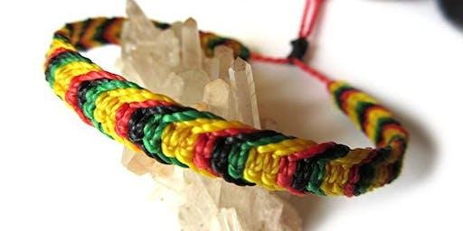 Cross Colours Friendship Bracelet