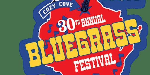 30th Annual MidSummer Bluegrass Festival