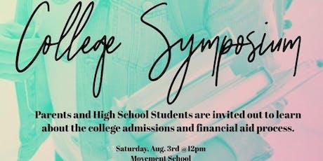 Inaugural Queen City College Symposium tickets