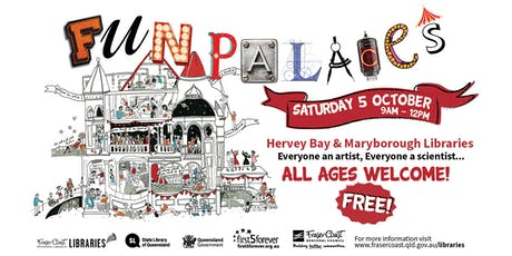 Fun Palace Maryborough All ages tickets