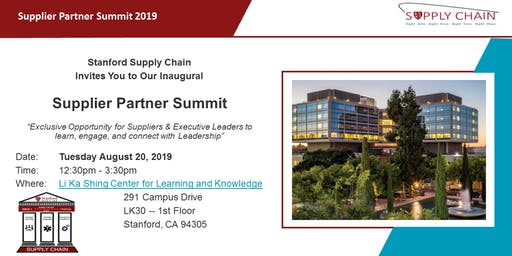 Supplier Partner Summit