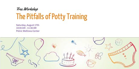 The Pitfalls of Potty Training tickets