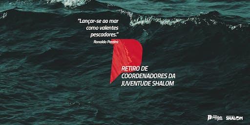 RETIRO DE RESPONSÁVEIS DA JUVENTUDE SHALOM