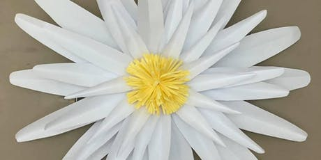 Giant Paper Flowers - Daisy Flower tickets
