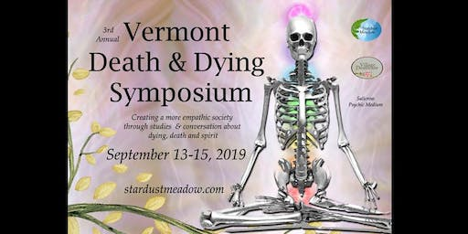 Vermont Death & Dying Symposium 2019