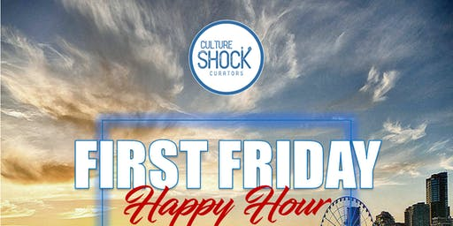 Culture Shock Happy Hour