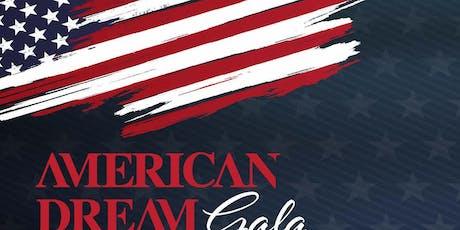 7th Annual American Dream Gala tickets