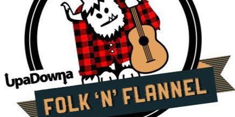 2019 Folk'n'Flannel Volunteers tickets