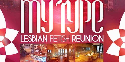 LESBIAN FETISH REUNION 21+