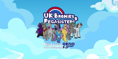UK Bronies & Pegasisters MegaMeet SOUTH tickets