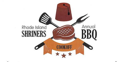 The RI Shriners' Annual BBQ Cookoff