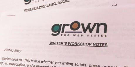 GROWN Writers Circle tickets