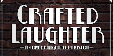 Crafted Laughter tickets