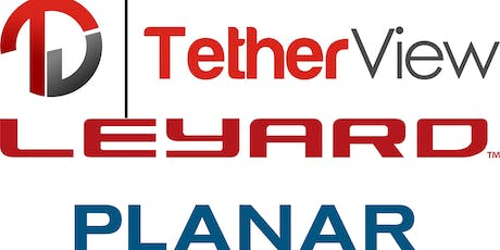 A Night of Networking with TetherView and Leyard tickets