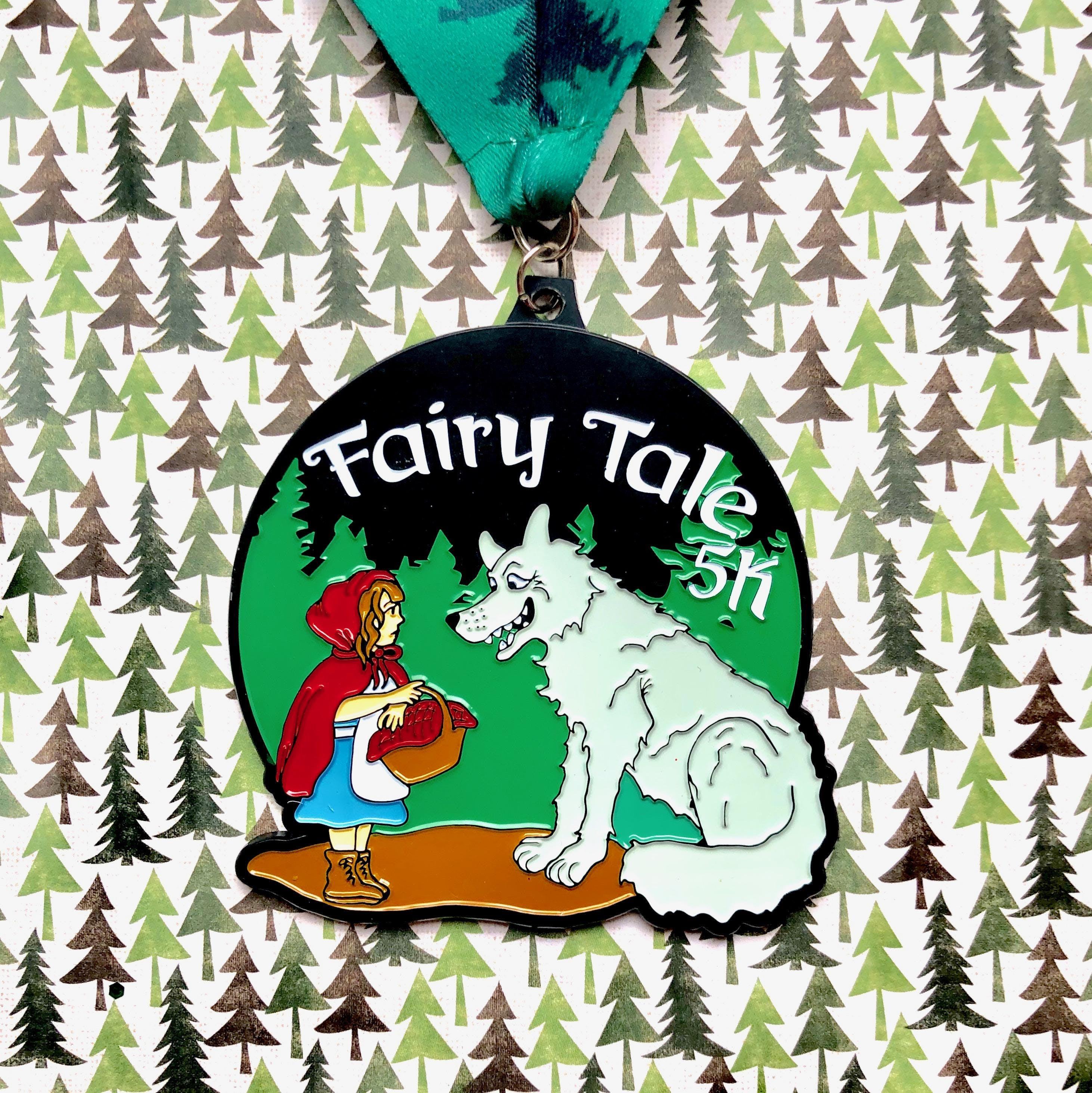 Now Only $10! 2019 The Fairy Tale 5K -Tucson