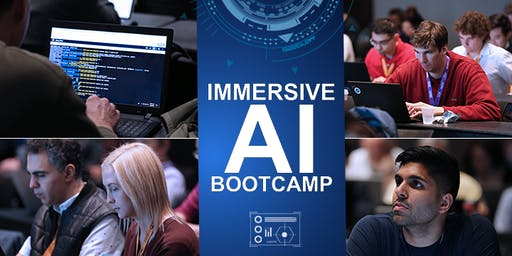 Immersive AI Bootcamp @ ODSC West 2019