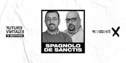 PIERLUIGI SPAGNOLO e ROBERTO DE SANCTIS // Future Vintage Festival 2019