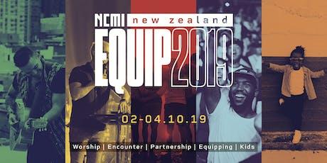 NCMI NZ EQUIP 2019 tickets