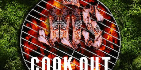 JUS Cookout tickets