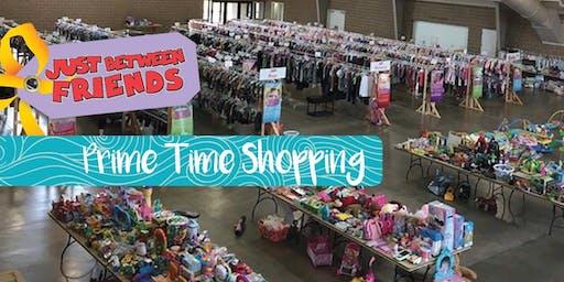 PRIME TIME SHOPPING! - JBF Des Moines Fall 2019