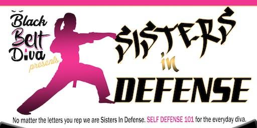 Sisters In Defense